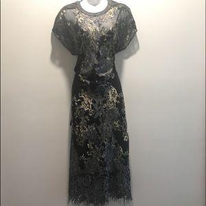 BCBG Kimono Inspired Dress